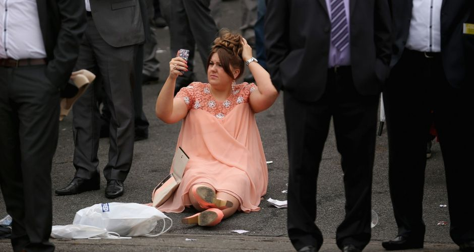 Race opening day at Aintree