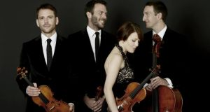 The Heath Quartet will take on a thorough exploration of Beethoven over 10 concerts