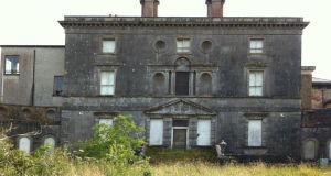 Hazelwood House in Sligo designed by Richard Castle, the architect behind Leinster House, Powerscourt House and Russborough House