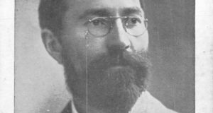 Francis Sheehy Skeffington: murdered by a deranged British officer in April 1916