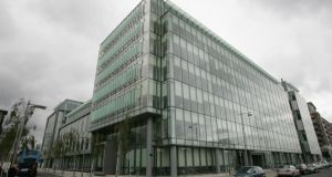 Matheson headquarters on Sir John Rogersons Quay