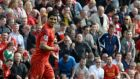Liverpool's Luis Suarez going nowhere, says club's managing director. Photograph: Martin Rickett/PA Wire