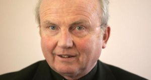 Dr Donal McKeown, the new Bishop of Derry: 'as Christians of various traditions, we have an opportunity and a duty to be sources of hope, especially when political sclerosis seems to have afflicted out body politic'
