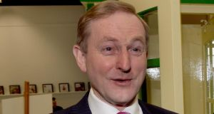 Taoiseach Enda Kenny repaid over €7,000 of his expenses allowance. Photograph: David Sleator