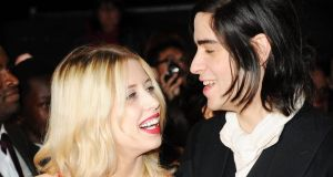Peaches Geldof and Thomas Cohen attend the UK Premiere of 'The Twilight Saga: Breaking Dawn - Part 2' at Odeon Leicester Square in 2012. Photograph: Stuart Wilson/Getty Images