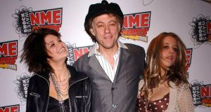 Bob Geldof pictured in 2006 with his daughters Pixie (left) and Peaches. Photograph: Yui Mok/PA Wire