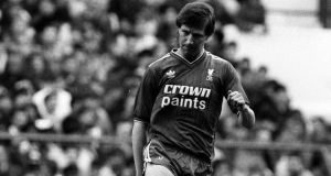 Former Liverpool captain Ronnie Whelan believes the current crop of Reds are finishing the season stronger than their rivals and that gives them the best chance of winning the title.  Photograph:  PA Wire