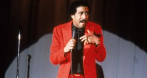 Richard Pryor: parlayed his devastating life into his act. Photograph: Getty