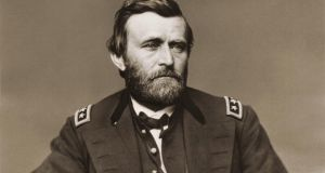 Gen Ulysses S Grant. Photograph: Getty Images