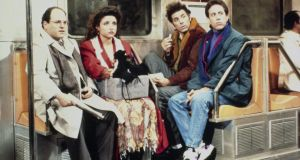 Normcore: think Seinfeld without the jazzy ties. Photograph: NBC/NBCU Photo Bank via Getty Images