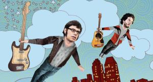 Flight of the Conchords – Inner City Pressure