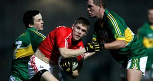 Cork's Alan Cadogan is chasing his second under-21 Munster title against Tipperary.
