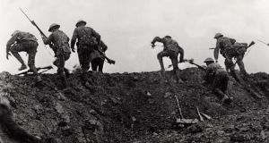 The first day of the Battle of the Somme, July 1st, 1916. Photograph: The Art Archive / Imperial War Museum