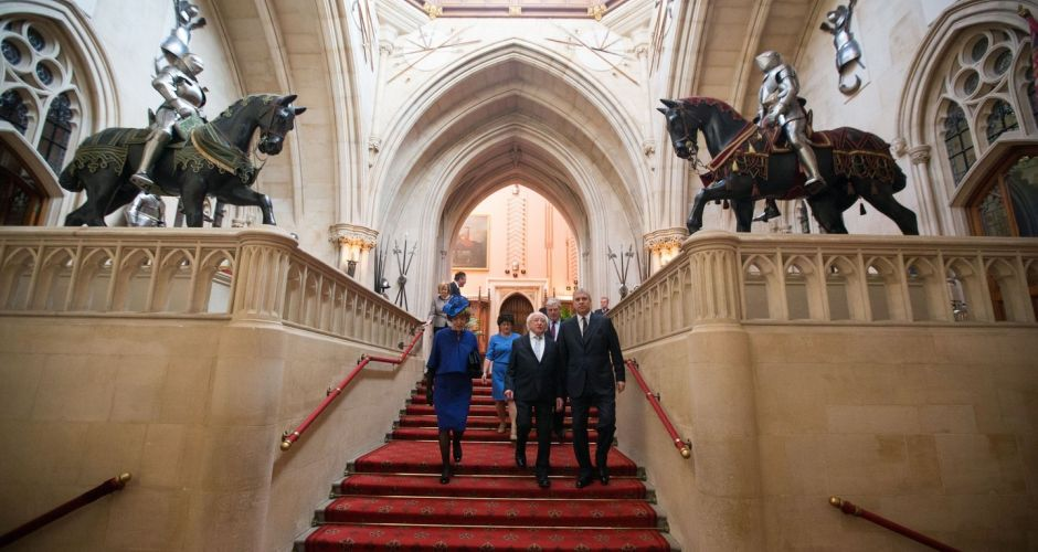 President Higgins's state visit - Day II