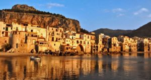"The island of Sicily: ""the pearl of the Mediterranean"""