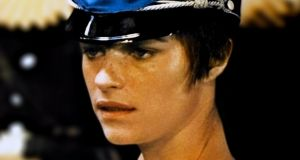 Courting controversy: Rampling  in 'The Night Porter' (1974)