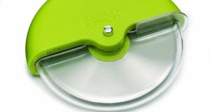 "Joseph Joseph ""Scoot"" pizza cutter from kitchencookware.ie, €14.50"