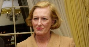 Former Irish Times editor Geraldine Kennedy is among the speakers at Women in Media