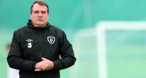 Former Republic of Ireland assistant manager Marco Tardelli has emerged as the favourite to be the next Greece coach. Photograph: Donall Farmer/Inpho