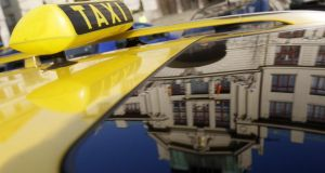 Prosecutors in Germany say that taxi driver Jan Knytl collected the two men from a taxi stand in Prague. He was killed a short time later by 42 blows to the head and throat from a wrench and a hatchet. Photograph: Martin Divisek/VLP/isifa/Getty Images)