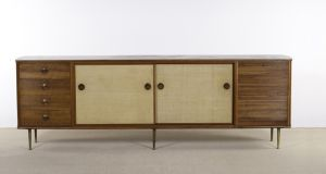 1960s Danish walnut sideboard, €1,500-€2,500