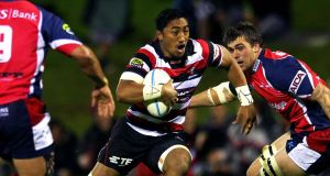 Bundee Aki has agreed a three-year deal with Connacht.