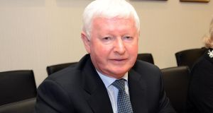 "Frank Flannery, former chief executive of Rehab. In an interview with the Sunday Independent, he asked:   ""Why should I be publicly abused or brought in to be castigated?"" Photograph: Eric Luke/The Irish Times"