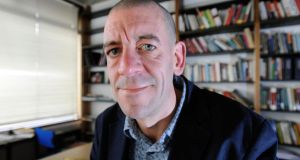 Diarmaid Ferriter: decision was taken without consulting the expert advisory group on the centenary, which includes himself and other prominent historians. Photograph: Dave Meehan