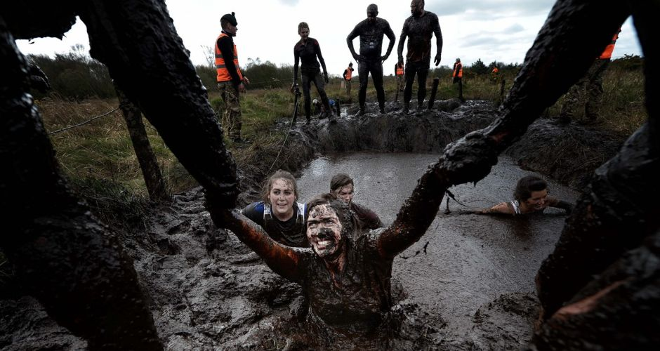 Mud Madness in Portadown
