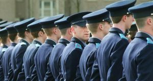 The Government was today urged by a leading member of the Association of Garda Sergeants and Inspectors (Agsi) to carry out a review of the role and function of An Garda Síochána as a matter of urgency to help improve floundering morale in the force. Photograph: Alan Betson/The Irish Times