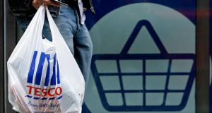 Tesco's real problem comes with a German accent. It is struggling to come to terms with the threat posed by Aldi and, to a lesser extent, Lidl. Photograph: Luke MacGregor/Reuters