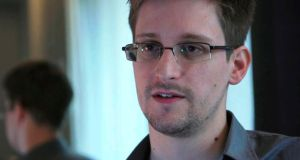 The winning stories are based on thousands of documents handed over by NSA leaker Edward Snowden. Photograph: Reuters
