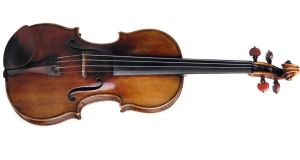 A Stradivarius violin. Photograph: Leemage/UIG via Getty Images