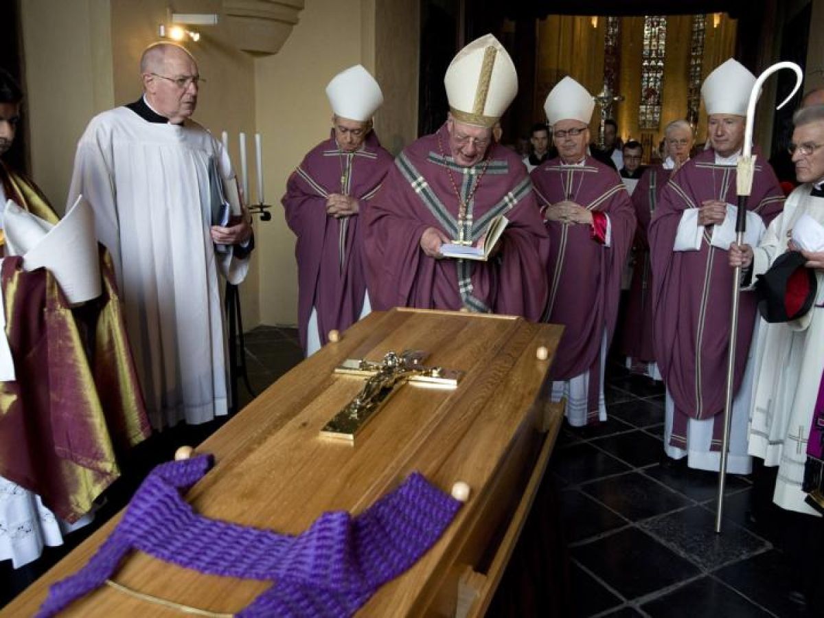 Catholic Church acknowledgment of abuse by Dutch bishop seen as too ...