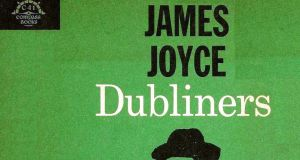 Dubliners by James Joyce:  included with works by Flann O'Brien and John Banville in the Daily Telegraph's '100 Best British novels'
