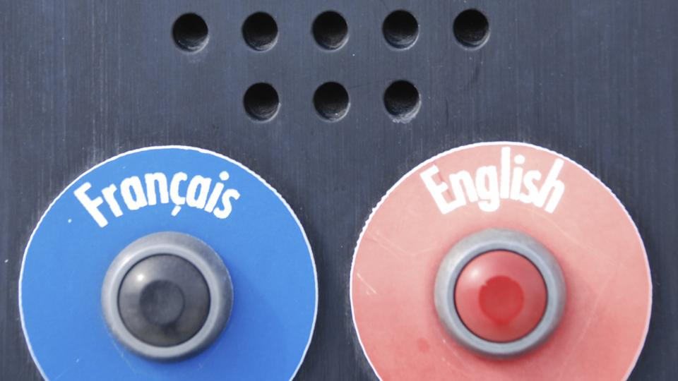 The bilingual brain is more nimble and efficient