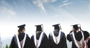 The marketisation of education: a Grant Thornton report points out that that Irish universities have become again, at their core, private institutions. Photograph: Thinkstock