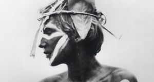 The 1963 film of 'Lord of the Flies'