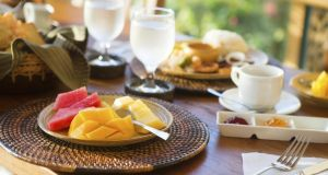 Travellers rate a good breakfast more highly than free wifi