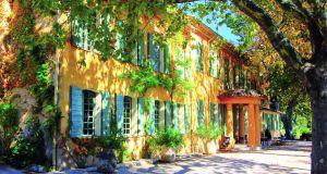 Domaine de la Baume in Tourtour, north east of Marseilles, opens as a hotel this weekend