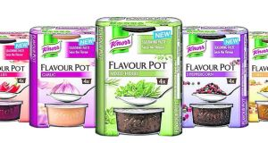 Pots of flavour from Knorr