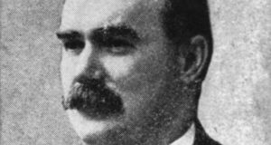 'Citizens are right to be wary of commemorations. James Connolly was wary himself. He realised that a people drunk on remembrance might run the risk of commemorating itself to death.' Photograph: Hulton Archive/Getty Images