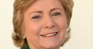 Frances Fitzgerald: extra investment for early years 'a matter for Government'. Photograph: Frank Miller