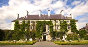 Industry sources yesterday suggested that Mount Juliet  boutique hotel and golf course could fetch about €15 million.