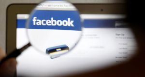 Facebook, along with Google and Microsoft, did not respond to the OECD's draft report. Photograph: Reuters/Thomas Hodel