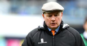 Manager John Still of Luton Town during the Skrill Conference Premier match between Luton Town and Braintree Town  this month. Photograph: Tim Keeton/Getty Images