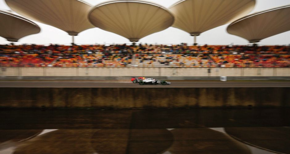 Shanghai Formula One Grand Prix
