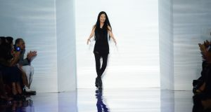 Vera Wang. Photograph: Getty Images