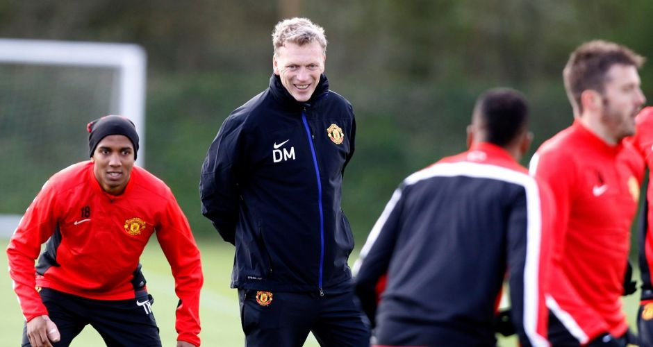 David Moyes in photographs