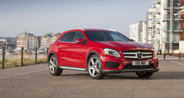 Car Review Mercedes Gla Crossover Flatters To Deceive